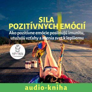 audiokniha sila pozitívnych emócií aleš bednařík